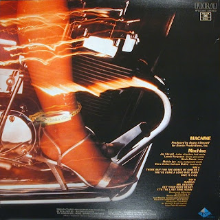 MACHINE - Machine (LP RCA Victor 1979)