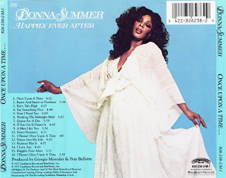DONNA SUMMER - Once Upon A Time... (CD Casablanca Records 1987)