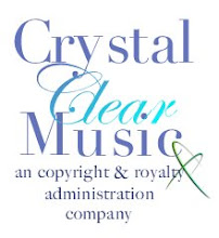 Crystal Clear Music website