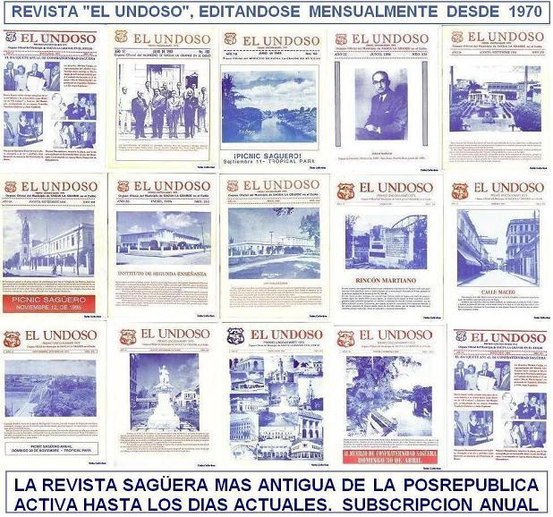 """Revista """"El Undoso"""""""