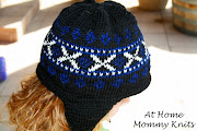 Earflap Hat with Tassels Pattern