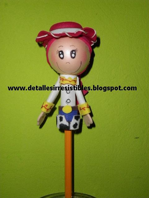... detalles para decorar una fiesta tematica de la vaquerita Jessie