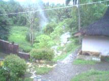 Wisata air panas di Waepana-Soa Kab Ngada (NTT)