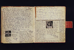 Anne Frank's actual diary