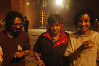 Sarnath Bannerjee, Lesley Estevez, Mridula Susan Koshy