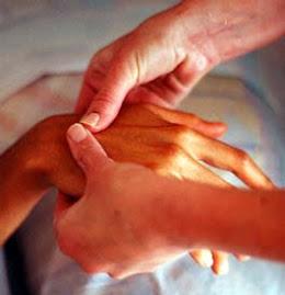Masajes en manos - Reflexología