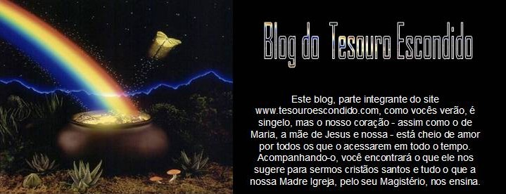 Blog do Tesouro Escondido