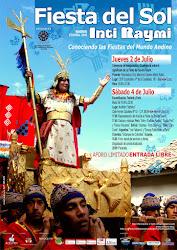 Fiesta del Sol - Inti Raymi