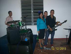 Eu e a Banda Ágape