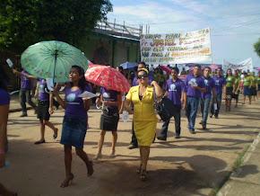 Caminhada Evangelistica -Grupo de Jovens