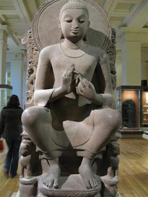 Budha en el British Museum
