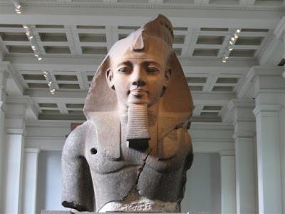 Ramsés el Grande en el British Museum