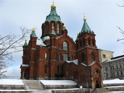 Catedral ortodoxa Uspensky