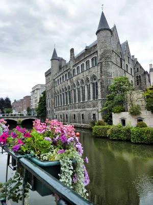Palacio de Geeraard de Duivelsteen de Gante
