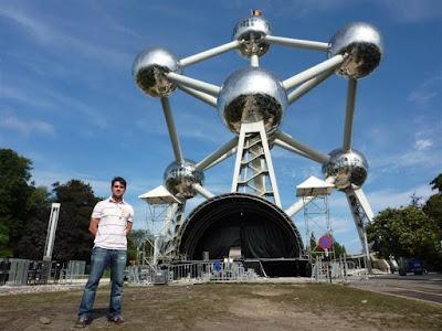 Atomium en Bruselas