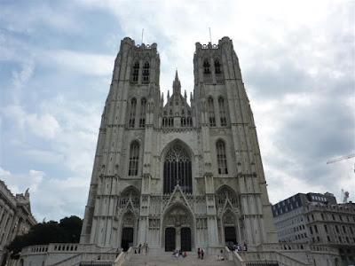 Catedral San Miguel y Santa Gúdula de Bruselas