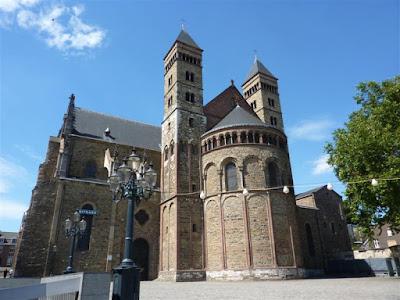 Basílica de San Servacio de Maastricht