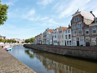Canal de la Calle Dam de Middelburg