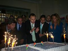 La torta de los 100