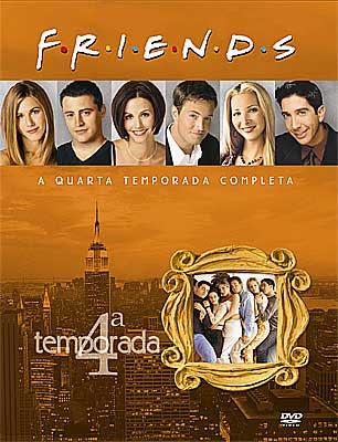 Baixar Friends 4ª Temporada Download Grátis