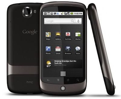 Google Nexus One Android Smartphone