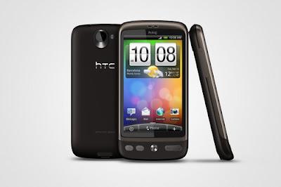 HTC Desire Specs