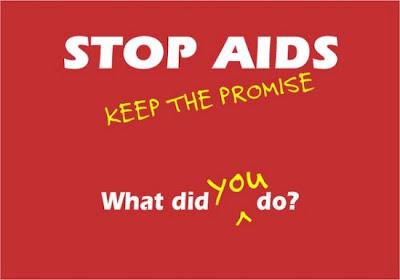 Jakarta Stop HIV / AIDS launching Yayasan Unilever Indonesia Yayasan Cinta Anak Bangsa and Local Government of Central Jakarta