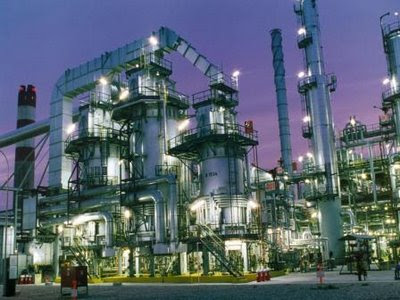 Pertamina's Oil Refineries
