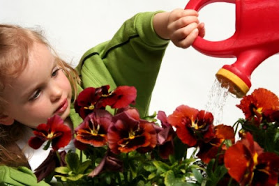 Smart Parenting: Kids Gardening And Planting
