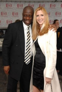 Is dating ann jimmie walker coulter