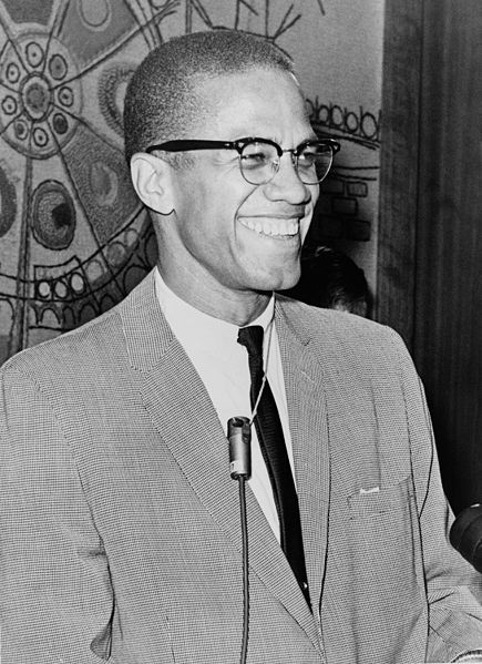 Happy Birthday Malcolm X