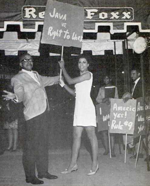 Sir Lady Java, October 21, 1967