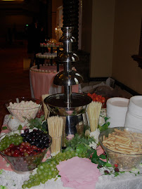 The Bare 4-tier Chocolate Fountain
