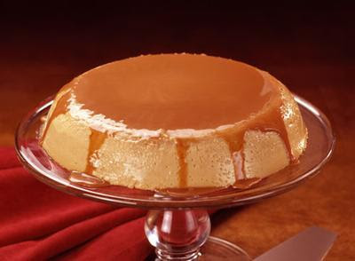 How to cook flan