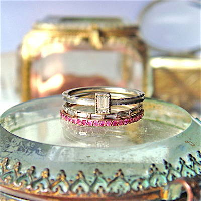 St Kilda 39s collection of beautiful wedding rings are handmade with recycled