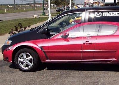 Camuflagem Mazda