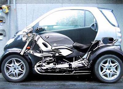 Camuflagem BMW