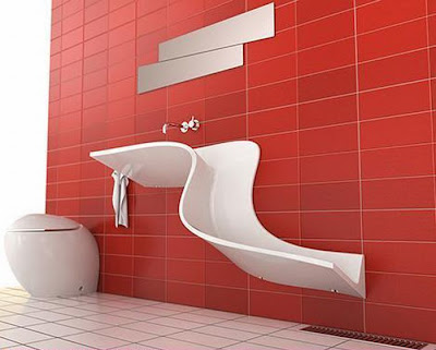 Banheiro classe A