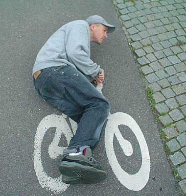 O Ciclista Sério