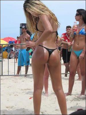 imagem do Brasil - Bunda
