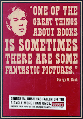 George W. Bush Loves Pictures