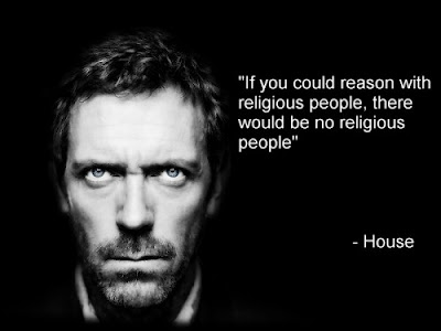 Religious People according to House