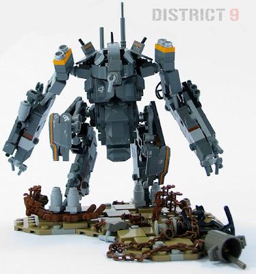 D9 - LEGO Mech