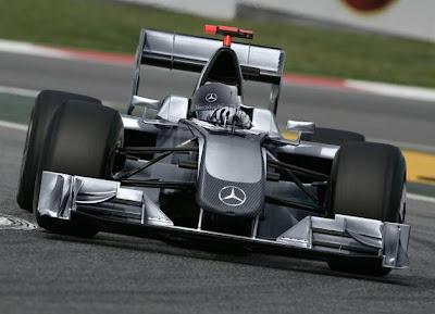 Mercedes GP 2010