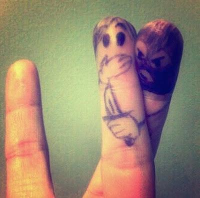 Sequestro de Dedos