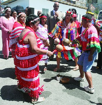 Caribs and Arawaks of Trinidad http://indigenousreview.blogspot.com/2009/10/denigrating-celebrating-remembering-and.html