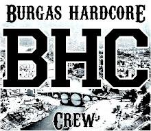 BURGAS HARDCORE CREW