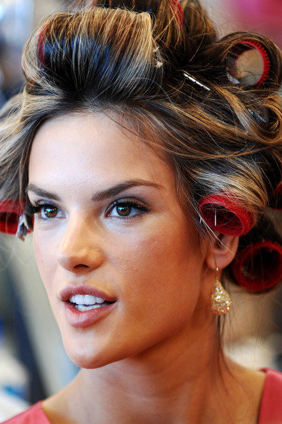 hair color 27. alessandra ambrosio hair color