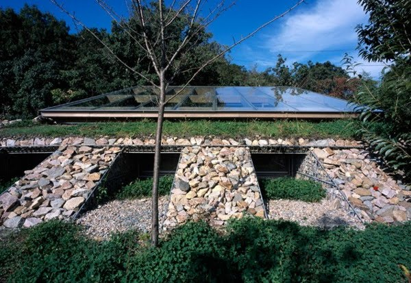 All About Modern Ideas Glass Roof House to Love the Earth and You