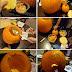 Como fazer a abobora do Halloween